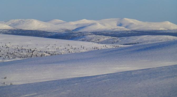 Inari, Nord Est de la Laponie finlandaise du 20 au 25 mars