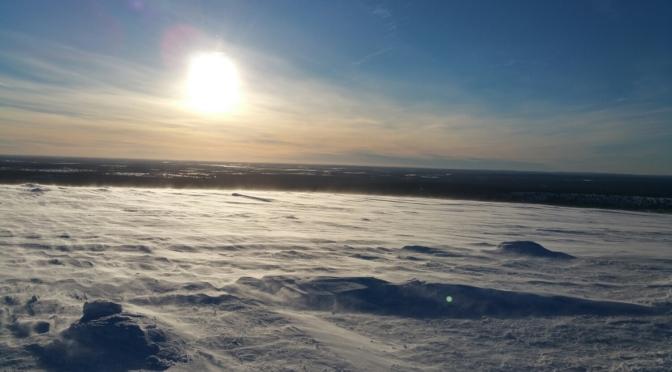 Parc national Urho Kekkonen depuis Kiilopää, du 15 au 20 mars