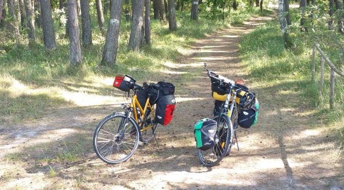 Pistes cyclables et circulation, 16 juillet