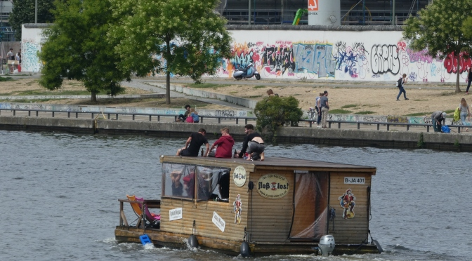 Berlin, 6 au 11 juillet