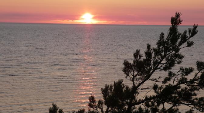 Estonie: bivouacs, 15 et 16 août