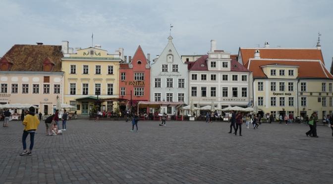 Tallinn, 25 – 31 août