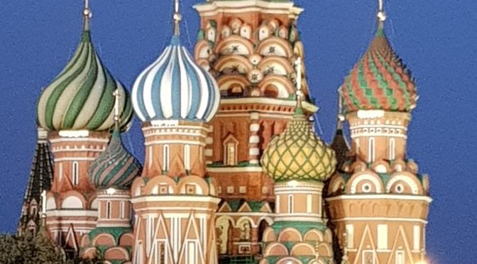 Moscou, le retour, la flegme vers le soleil